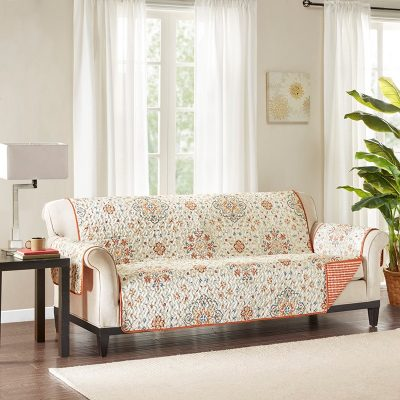 Madison Park Tissa Printed Sofa Protector